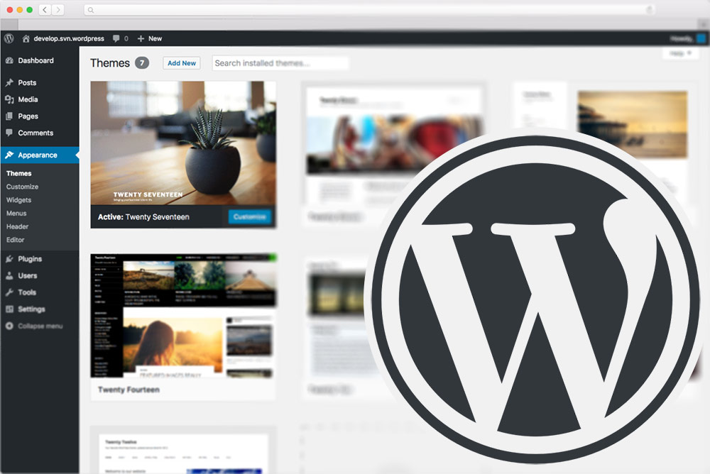 Our Premium Marketing Websites are built in WordPress